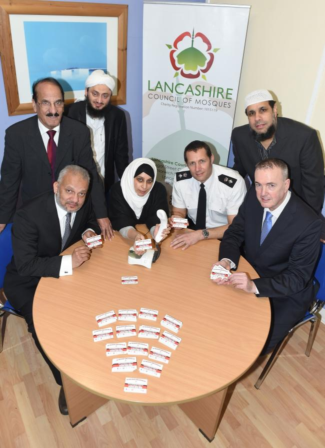 Helpline set up to report anti-Muslim hate crimes thanks to £2.5k cash boost