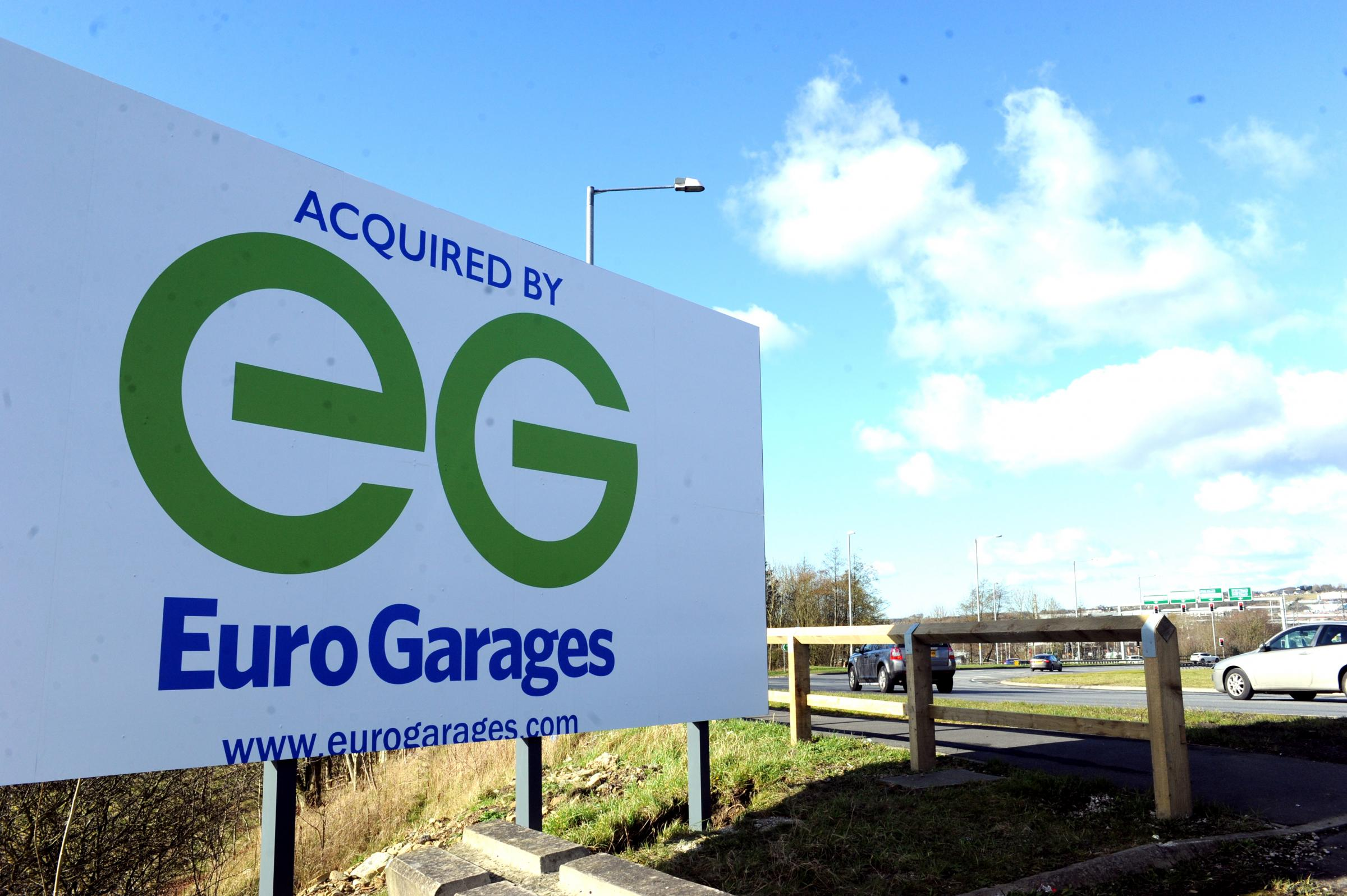 EXPANDING: Euro Garages has joined forces with European Forecourt Retail
