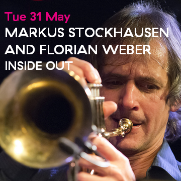 Markus Stockhausen and Florian Weber: Inside Out