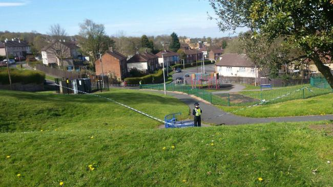 A TEENAGER was allegedly sexually assaulted and robbed as he walked close to a park in Blackburn by gay Muslim sex offender