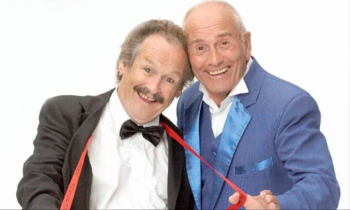 The Dressing Room (With Cannon and Ball