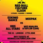 Lancashire Telegraph: Red Bull Culture Clash artists announced for each crew