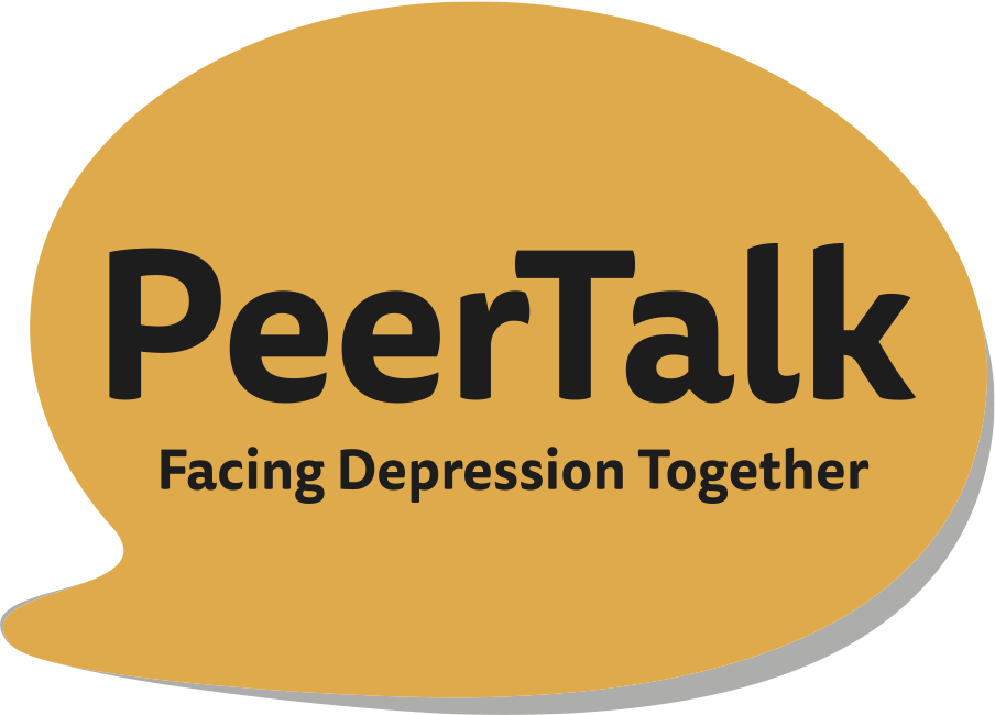 PeerTalk - facing depression together awareness day