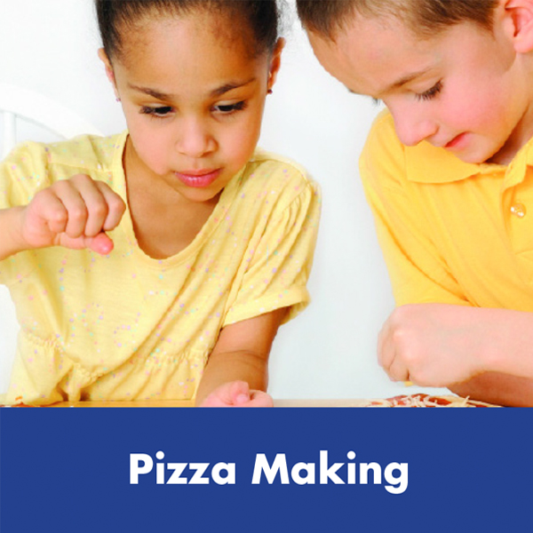 Kids Summer Events – Pizza Making