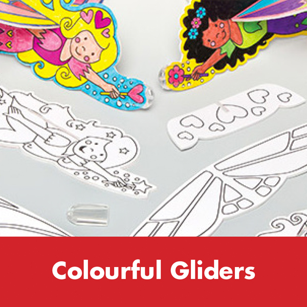 Kids Summer Events – Colourful Gliders