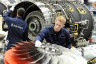 BUSY: The order book is doing well but Rolls-Royce still plans to cut 400 jobs