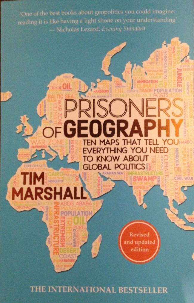 Book review an insight into one of the major factors that prisoners of geography by tim marshall gumiabroncs Images