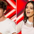 Lancashire Telegraph: Are X Factor hopefuls Emily Middlemas and Ryan Lawrie a couple now?
