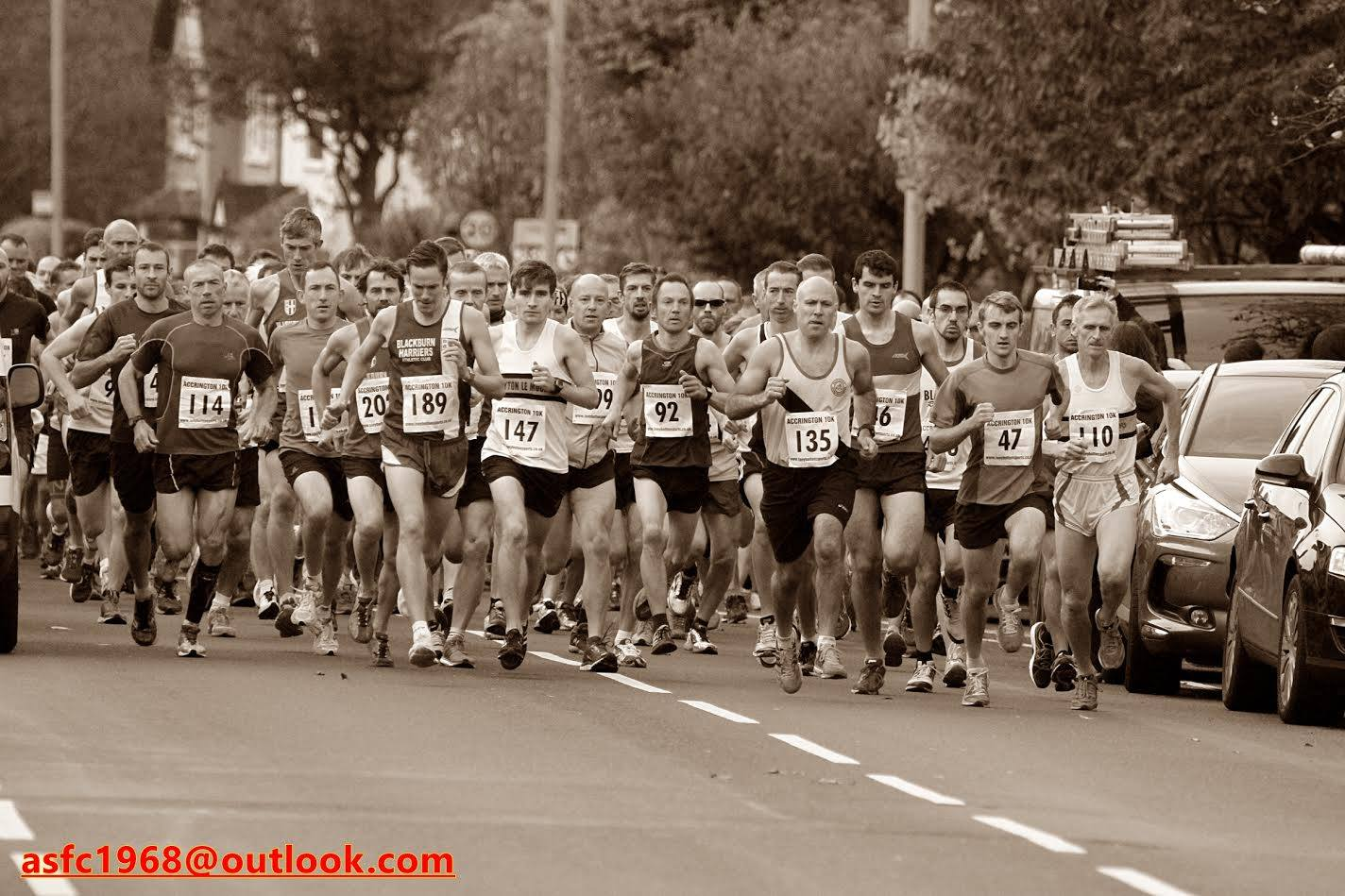 ACCRINGTON 10K ROAD RACE