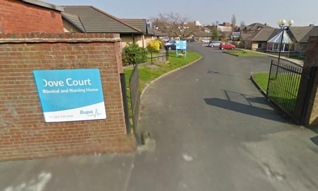 Bickerstaff Was Also Said To Have Forcefully Pushed Another Resident Out Of A Dining