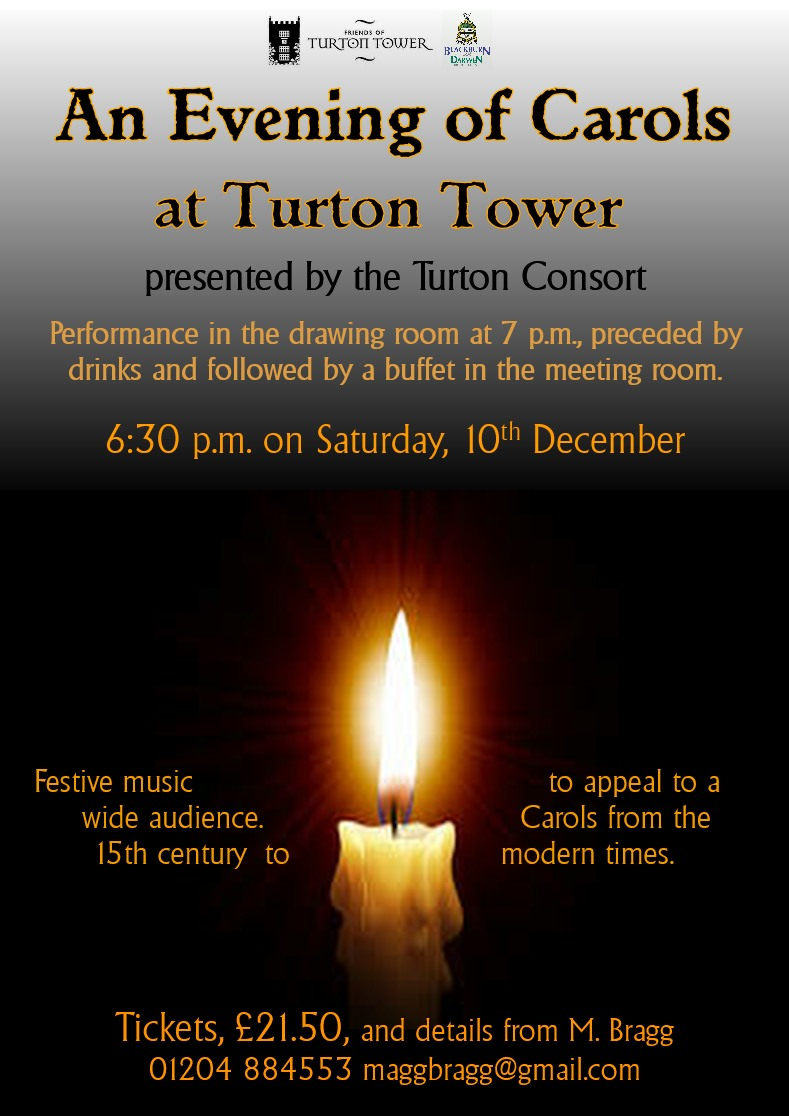 An Evening of Carols by The Turton Consort