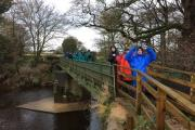 Students from Pleckgate learn about flooding