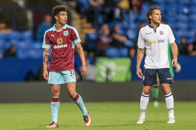 Josh Ginnelly left Burnley last month without making a senior appearance for the club