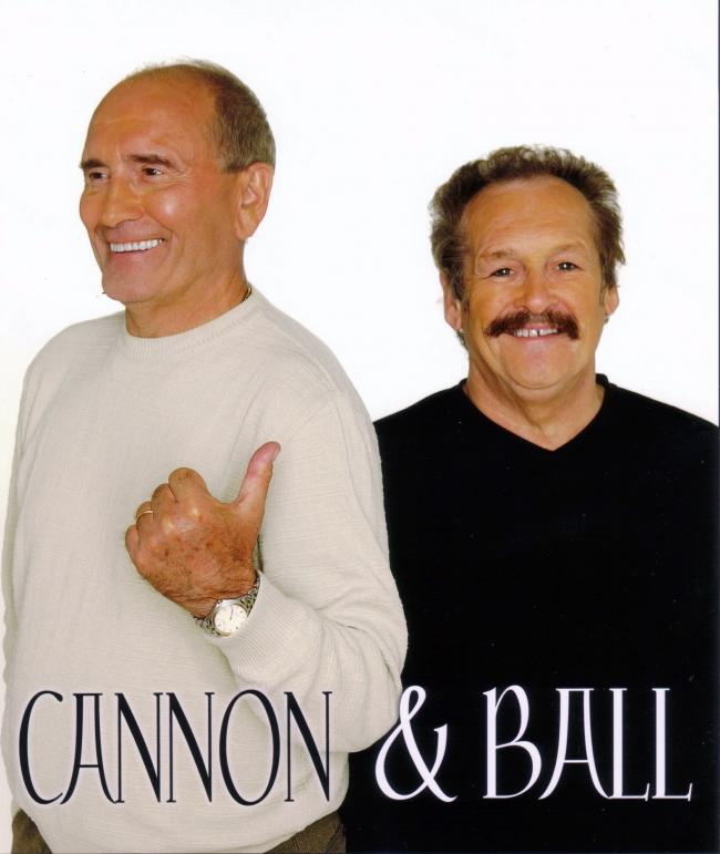 Tommy Cannon & Bobby Ball