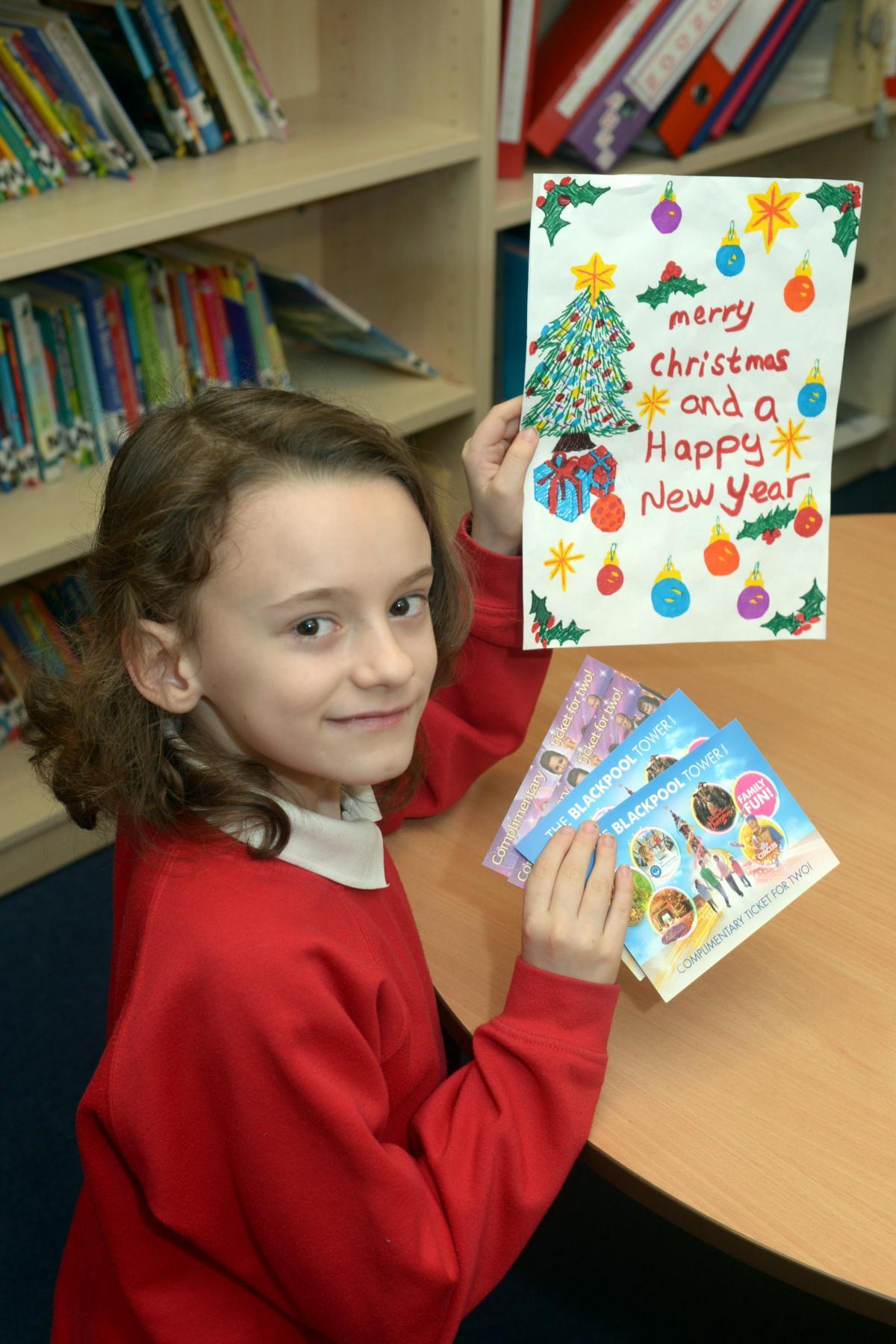 REVEALED Lancashire Telegraph Christmas Card petition winners