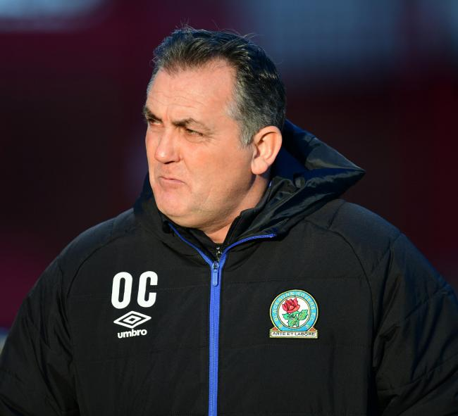 Blackburn Rovers manager Owen Coyle