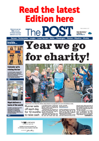 Lancashire Telegraph: Blackburn Post