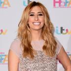 Lancashire Telegraph: 'I couldn't eat': Stacey Solomon opens up about anxiety over her weight