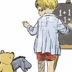 Lancashire Telegraph: Parents are 'over-organising' children, says Winnie-the-Pooh writer
