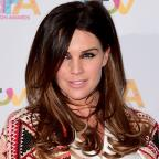 Lancashire Telegraph: 'He's trying to hurt me': Danielle Lloyd gets tearful over ex Jamie O'Hara