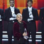 Lancashire Telegraph: People's Choice Awards: Ellen DeGeneres became the most decorated winner in the award show's history, plus other winners