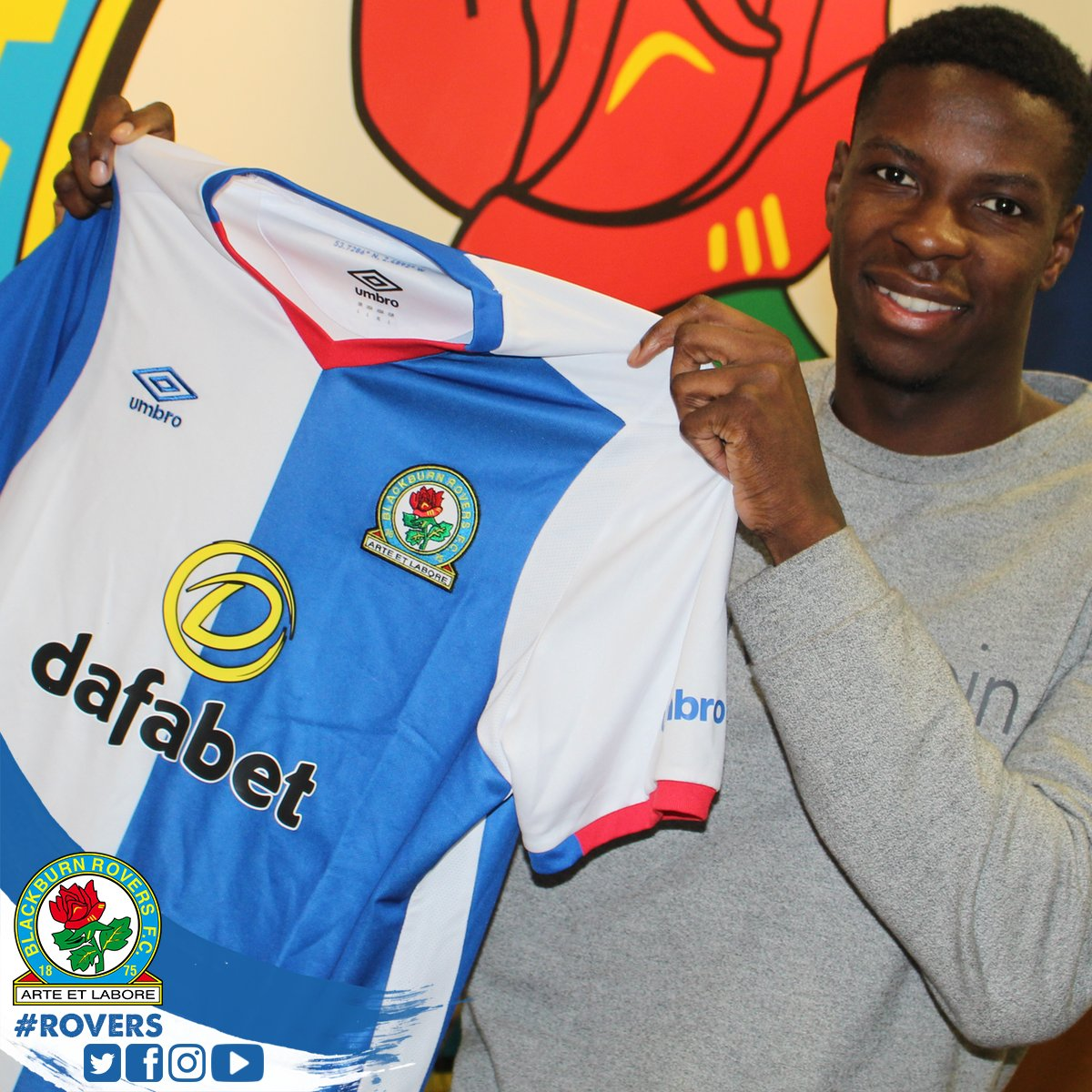 Image result for photo lucas joao blackburn rovers