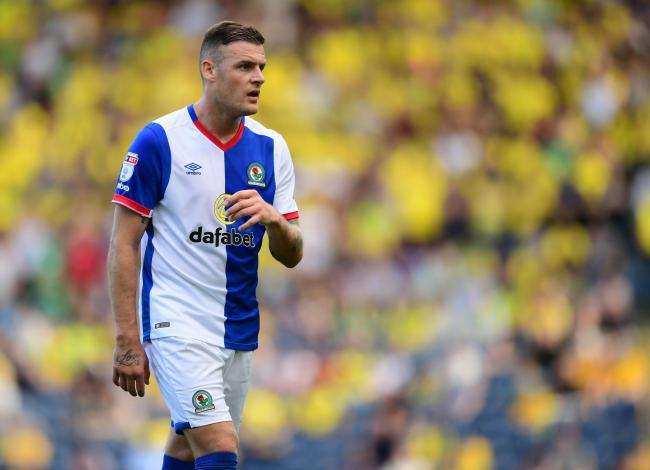 STOKES DEPARTS: Anthony Stokes has left Blackburn Rovers despite having two years left to run on his contract