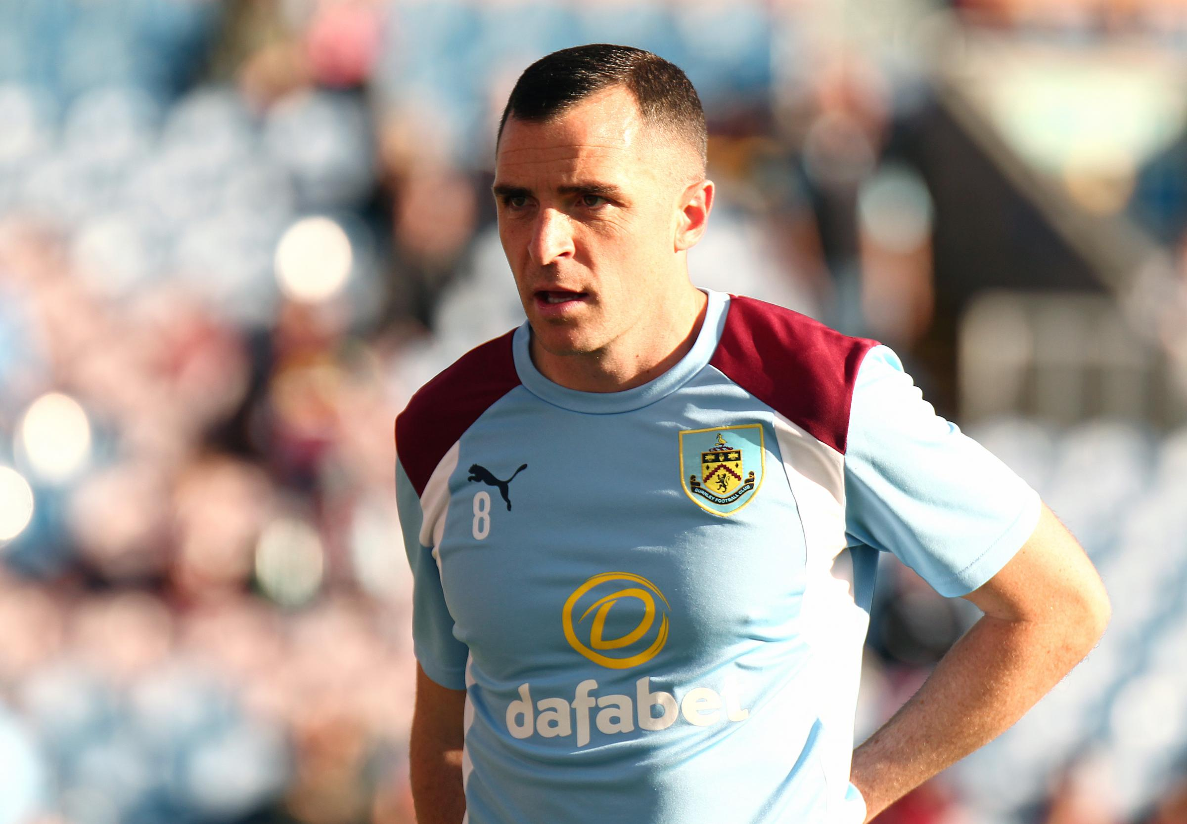 RECOVERY: Dean Marney is making good progress from his cruciate knee ligament injury