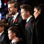 Lancashire Telegraph: The Beckham ski trip looks like the best family holiday