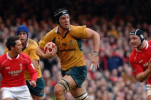 Rugby union mourns the death of Dan Vickerman