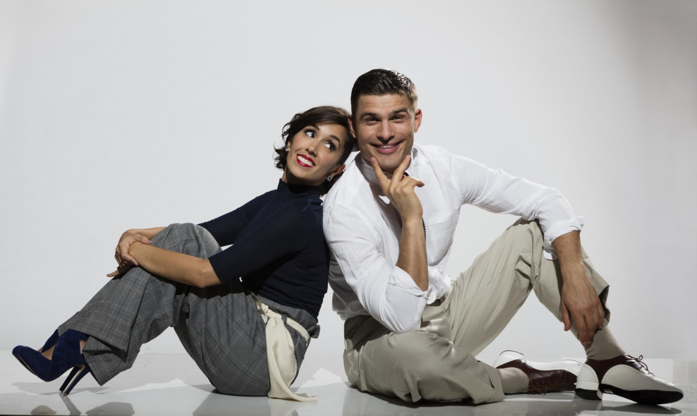 Strictly Stars Janette And Aljaz Get Ready To Remember Fred And