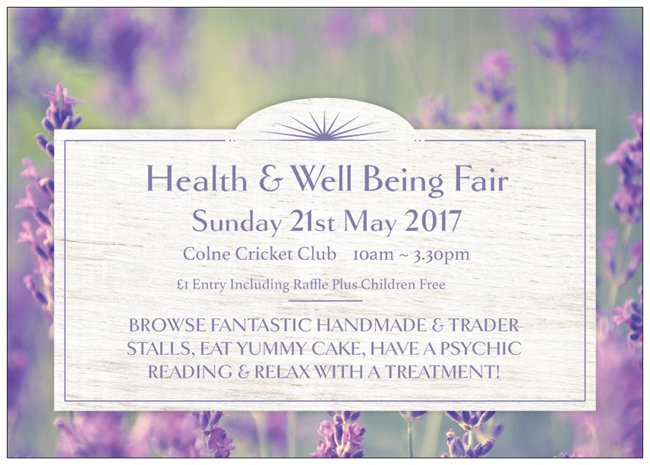 Health & Well Being Fair