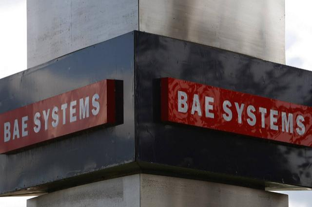 BAE is leading the way on next fighter jet, vows chief