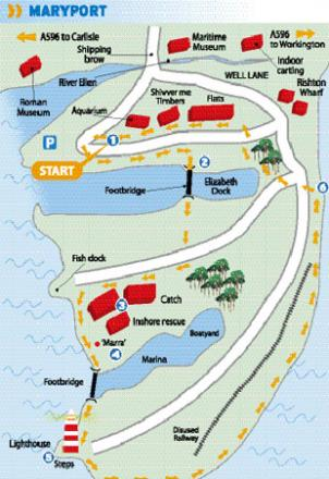 Walk: Harbour walk offers a treasure trail for kids