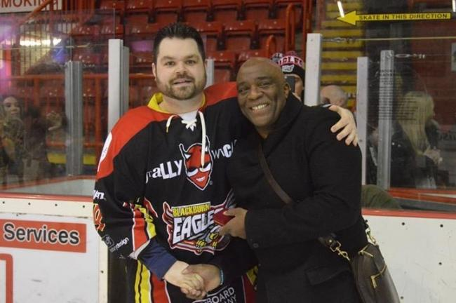 Coach of the year Scott Barnett Picture: BLACKBURN EAGLES