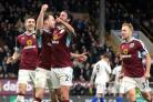 HOME COMFORTS: Burnley have been excellent at Turf Moor in 2016/17