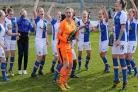 Rovers Ladies have already wrapped up the league title