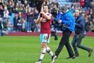 YOU'VE BEEN BRILLIANT: Joey Barton has thanked Burnley fans for their support