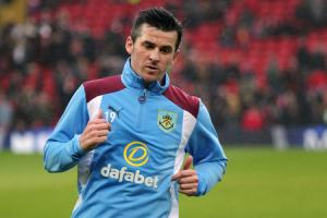 HARSH: Sean Dyche believes Joey Barton's 18-month ban is too long