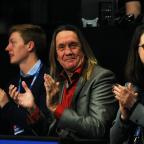 Lancashire Telegraph: 147 - the number of the break for Iron Maiden's world snooker superfan
