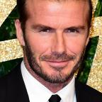 Lancashire Telegraph: See David Beckham in armour for the King Arthur movie