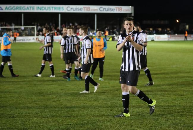SPIRIT: Chorley are into the National League North play-off final