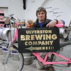 Lancashire Telegraph: Paul Swann, head brewer at Ulverston Brewing Company