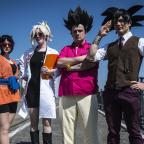 Lancashire Telegraph: All of the best costumes from this year's Comic Con in London