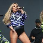 Lancashire Telegraph: Little Mix singer Perrie Edwards gets down and dirty with f-word gaffe
