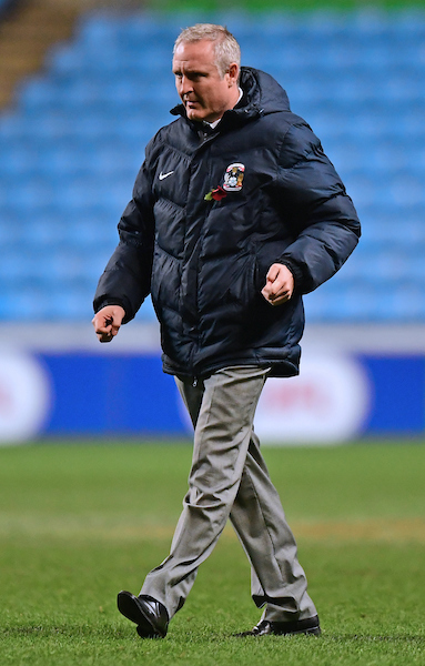 Blackburn Rovers appoint Mark Venus as assistant to head coach Tony Mowbray