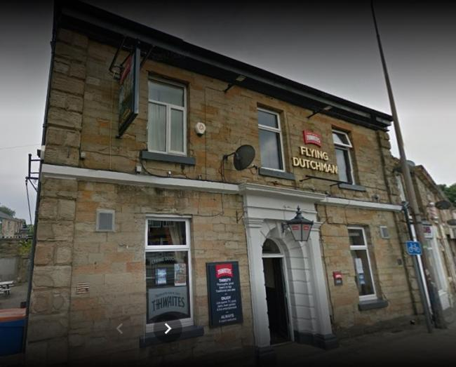Flying Dutchman, Padiham