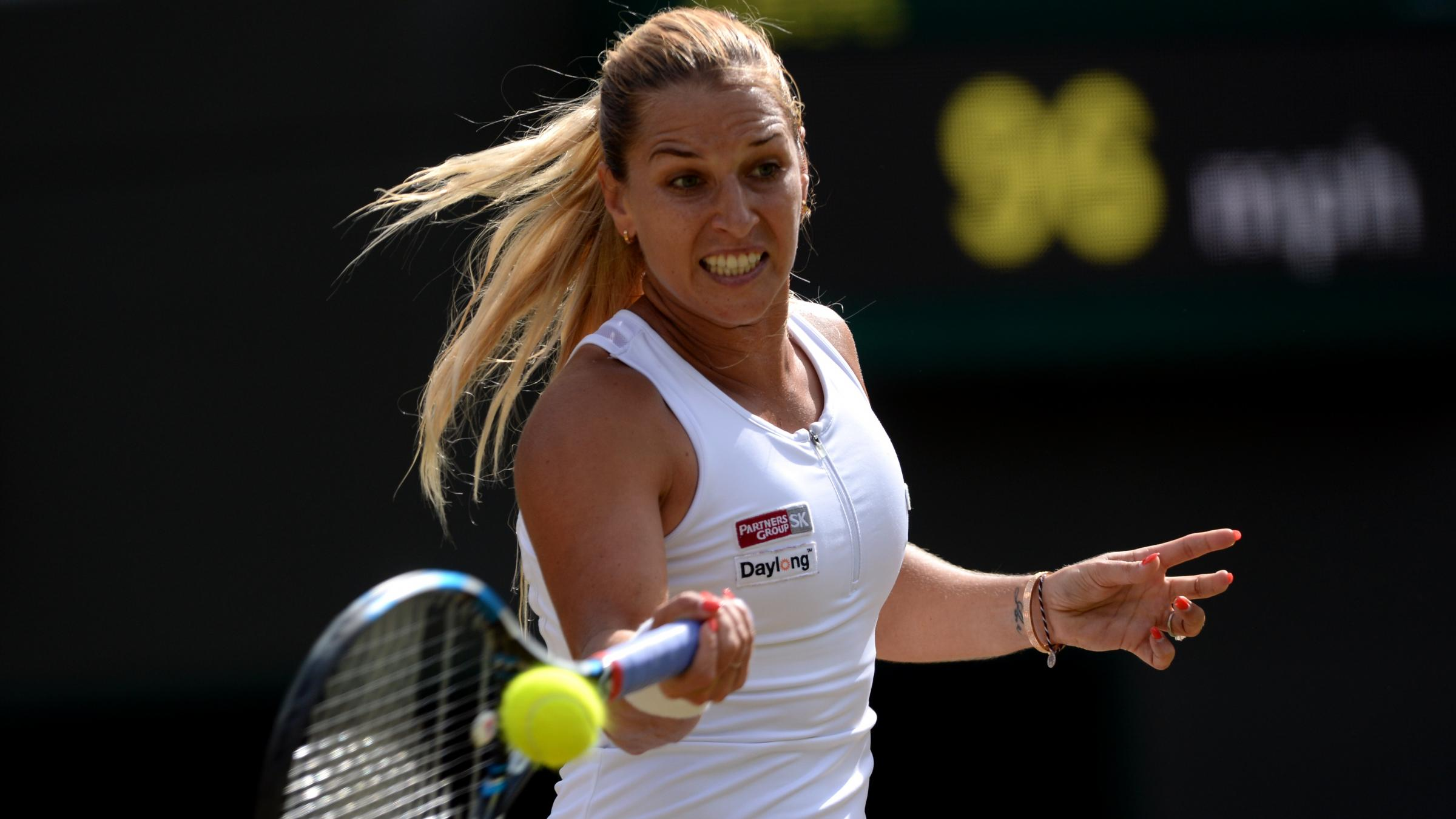 Dominika Cibulkova Crashes Out Of Ricoh Open In First Round