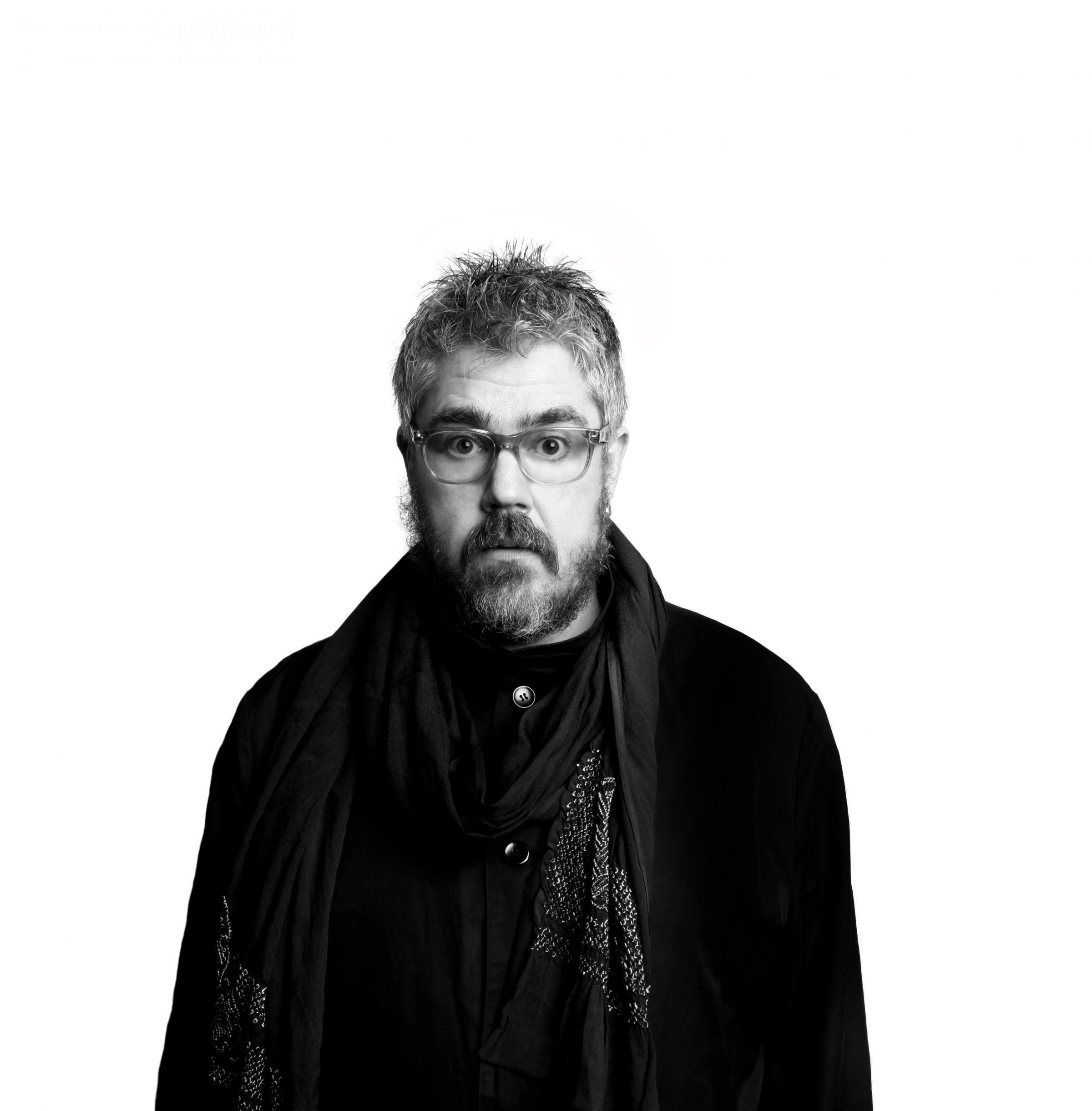 Phill Jupitus (Picture: Andy Hollingworth)