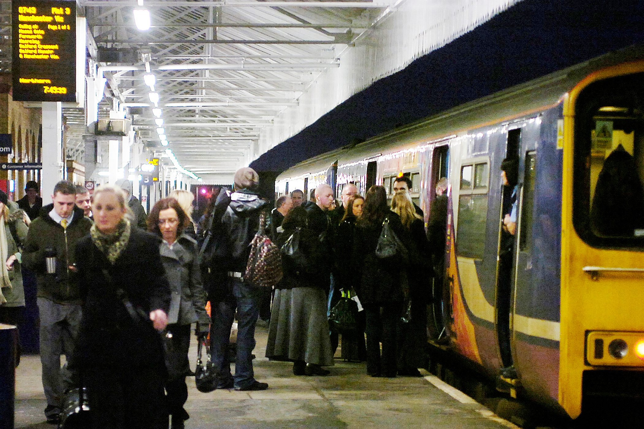 How to claim compensation for Northern Rail summer chaos
